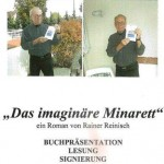 "Lesung ""Das imaginäre Minarett"""